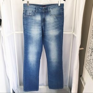 Lee Cooper British Straight Leg Jeans Sz 32x34